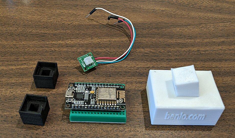 Kemet Sensor Project